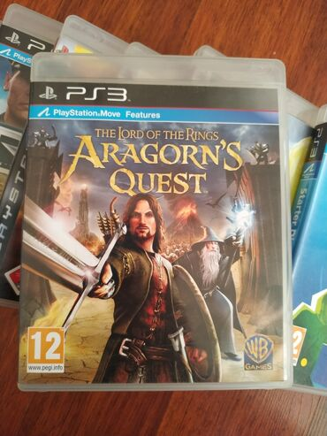 "Sony Playstation 3 Modelleri Üçün ""THE LORD OF THE RİNGS ARAGORN'S"