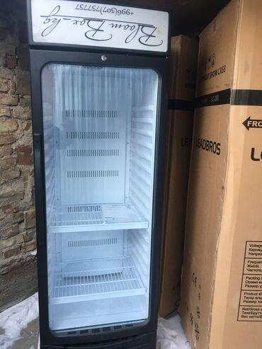 сколько стоит веб камера в Кыргызстан: Новый Холодильник-витрина Черный холодильник