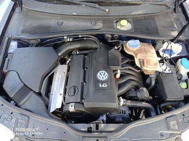 Volkswagen - Кызыл-Суу: Volkswagen Passat 1.6 л. 2002