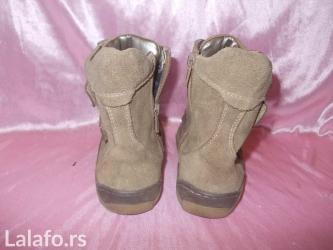 Vrlo lepe, udobne i kvalitetne duboke cipele PAVLE br 28 - Prokuplje