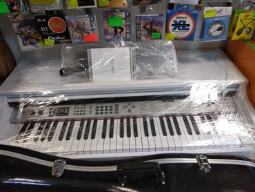 Elektron pianino - Azərbaycan: Pianino elektron yeni