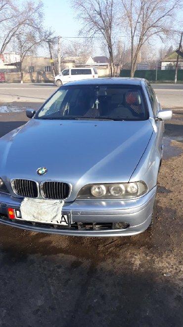 BMW 525 2.5 л. 2002 | 12345 км