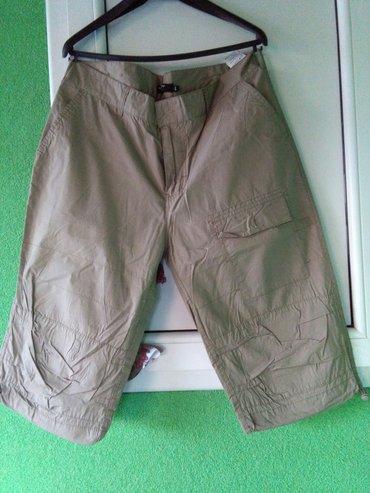 Kratke pantalone jednom mosene,vidi sliku. za vise komada popustttt - Sombor