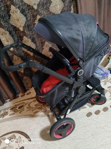 Детский мир - Каракол: Продам коляску. В отличном состоянии. Цена 4000 сом
