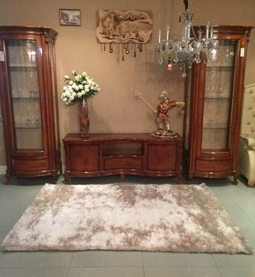 Ковер 2.3х1.6 м,новый стильный для небольшой комнаты. в Бишкек