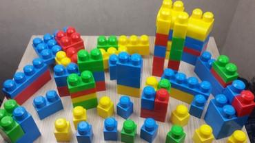 LEGO BUILDING BLOCKS. 82 ədəd