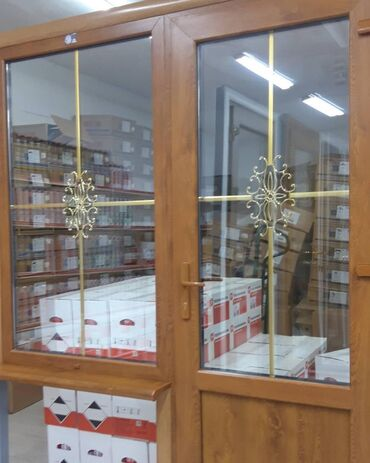ustanovka windows s vyezdom na domu в Кыргызстан: Окна высшего качества Гарантия от 5 лет  Идеальные углы Оборудование н