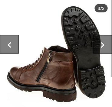 В наличии мужские ботинки Divarese, размер в Бишкек