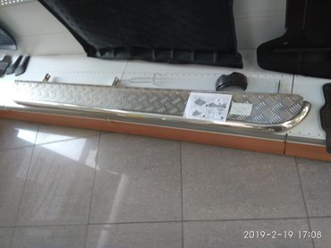 Распродажа подножки на Touareg 2010 года новые в Бишкек