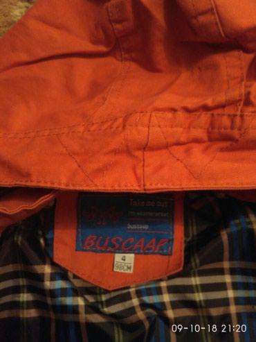 Куртка на мальчика 3-4 года в хорошем состоянии  в Бишкек