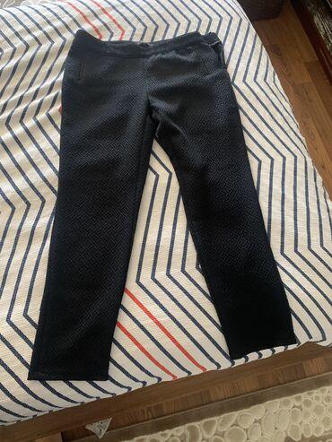 Женские брюки в Кыргызстан: Зимние брюки Zara новый