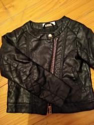Dečije jakne i kaputi | Futog: Jakna za devojcice. 5-6god. Dobro ocuvana, cena 1300rsd