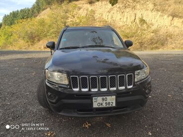 saç boyaları - Azərbaycan: Jeep Compass 2.4 l. 2012 | 185000 km