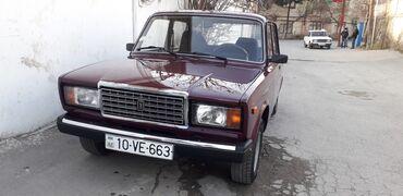 - Azərbaycan: VAZ (LADA) 2107 1.6 l. 2004 | 36000 km