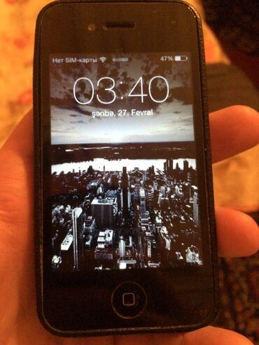 чехол iphone se в Азербайджан: Б/У iPhone SE 4 ГБ Черный