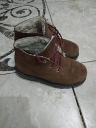 туфли как лабутены в Кыргызстан: Продаю зимние теплые ботинки как на девочку так и на мальчика супер