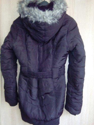 Zimska ženska jakna potpuno nova nikada nije nošena nova crne boje u - Kikinda
