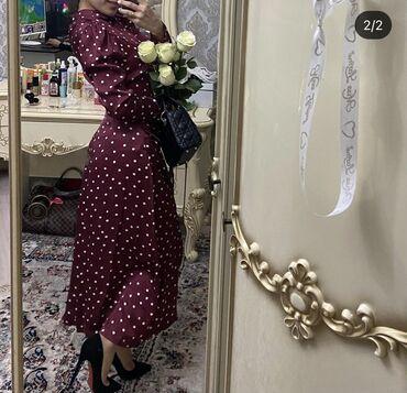 вечерние платья кыргызстан in Кыргызстан   МАТЕРИНСКИЕ ПЛАТЫ: Продаётся платье, ткань - атлас, 2 раза надето, Размер S. Состояние