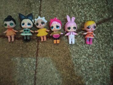 лол в Кыргызстан: Продаю куклы лол. Одна лол 200. Все лол 1200. Аксессуары имеются