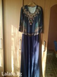 турецкое платье шифон в Кыргызстан: Турецкое платье. низ шифон. красиво сидит. турецк разм 42. наш 48