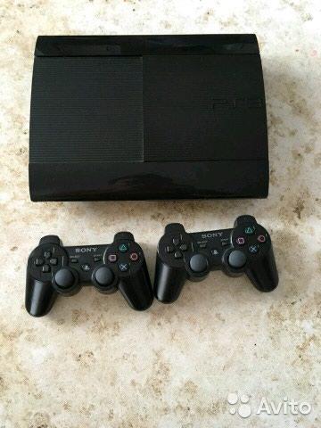 PS3, Продаем Sony PS3 Super slim, запишем самые топовые игры. Гарантия