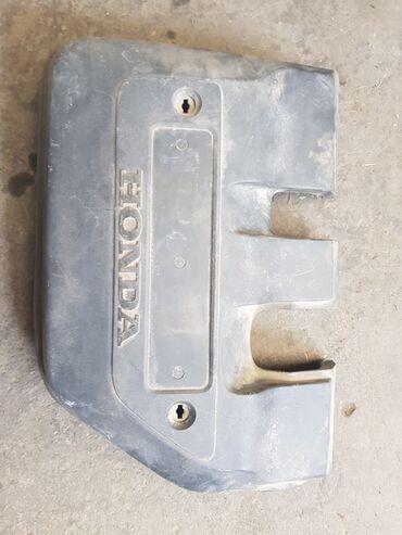 Honda Elusion, крышка двигателя лекоративная. Хонда Элюзион.Крышка