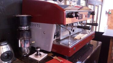 Кофемашина профессиональная Вега. Производство Италия на две группы. В