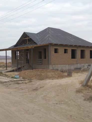 Продаю дом ала тоо 3 размер 13.м 11.5м участок 4 сотых цена договорная в Бишкек