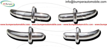 Saab 92 and Saab 92b  (1949-1956 ) bumper stainless steel in Amargadhi  - photo 4