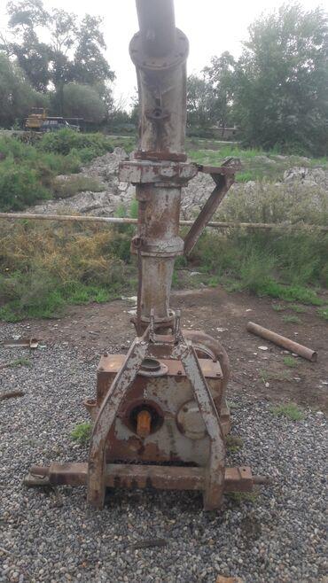 Kənd təsərrüfatı maşınları - Azərbaycan: Su nasosu DDN70