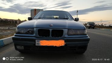 bmw x1 xdrive28i mt - Azərbaycan: BMW 3 series 1.8 l. 1995 | 401000 km