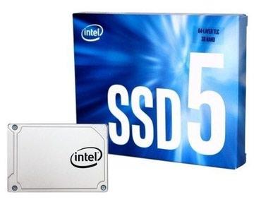 Продам SSD Intel 545s на 512Gb абсолютно новый в Ош