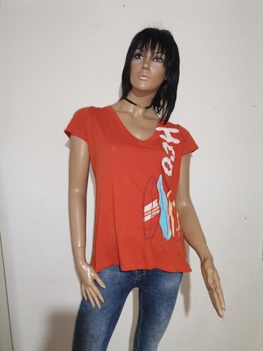 Dsquared markirane majice - Srbija: Markirana majica bez ikakvih ostecenja Pamuk. Velicina L/XL