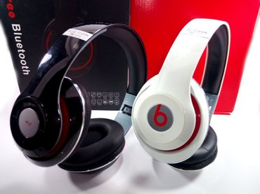 Beats Studio By Dr Dre Bluetooth Stereo MP3 Headset crna - Nis