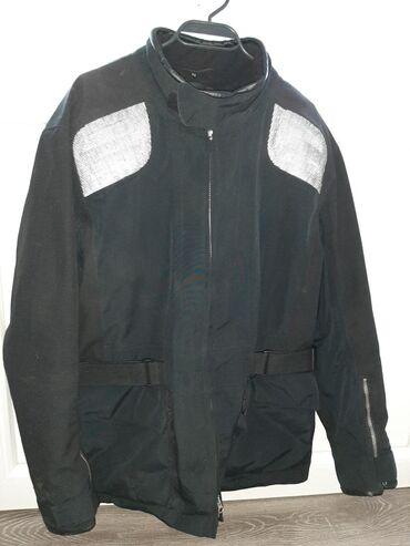 Moto jakna bmw kao nova par puta obucena nema tragova koriscenja sa
