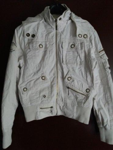 Zenska jakna kratki model malo nosena velicina:l - Loznica