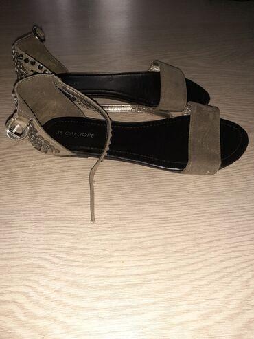 38 - Srbija: Calliope sandale prelepe nosene bez ostecenja broj 38 duzina gazista