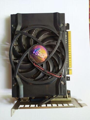 GTS 450 ddr3 2gb 128bit. В отличном состоянии не шумит не греется