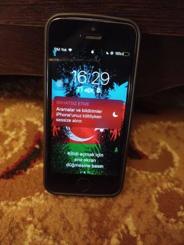 IPhone 5s | 16 GB | Boz (Space Gray) | İşlənmiş