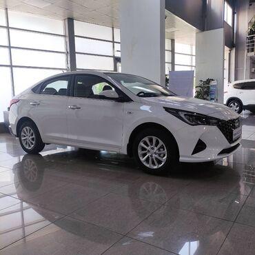 продам авто в рассрочку in Кыргызстан | MERCEDES-BENZ: Hyundai Accent 1.6 л. 2021