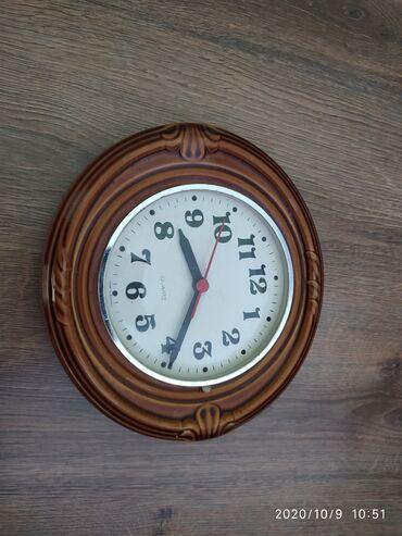Kuća i bašta - Pancevo: Stari nemački keramički sat