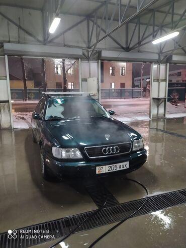 audi a6 19 tdi в Кыргызстан: Audi A6 2.8 л. 1995