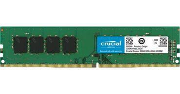 RAM DDR4 Crucial Basics DDR4 16 GB 2400 MHz  PC4-19200