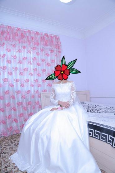 Продаю своё свадебное платье + фата и в Бишкек