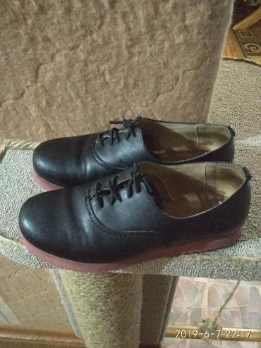 Продаю туфли мальчиковые, полностью в Бишкек