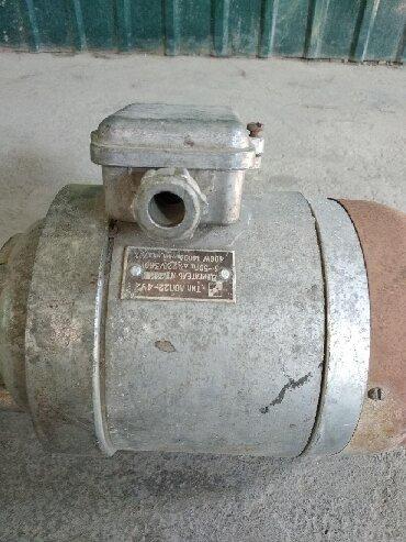 tissot original в Кыргызстан: Двигатель заводской советский неперемотанный на 380 v в отличном