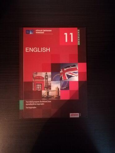 Kitab, jurnal, CD, DVD Salyanda: İngilis dili qrammatika kitabı heç işlenmeyib
