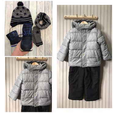 odezhda carters i oshkosh в Кыргызстан: Детская одежда б/у для мальчика на 1.5-3 года. Фирма GAP, Osh Kosh