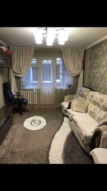 Недвижимость - Тамчы: 104 серия, 3 комнаты, 58 кв. м Теплый пол, Бронированные двери, Кондиционер