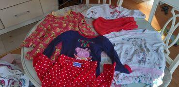 Pidzame - Srbija: Paket Pidzama za devojcicu,4 kompleta,yasmil,turski,magic girl,pepa